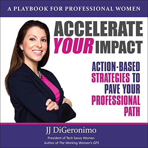 Accelerate Your Impact audiobook cover art