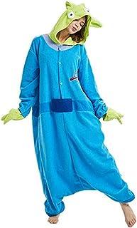 Disfraz Toy Story Alien Adultos Cosplay Pijamas