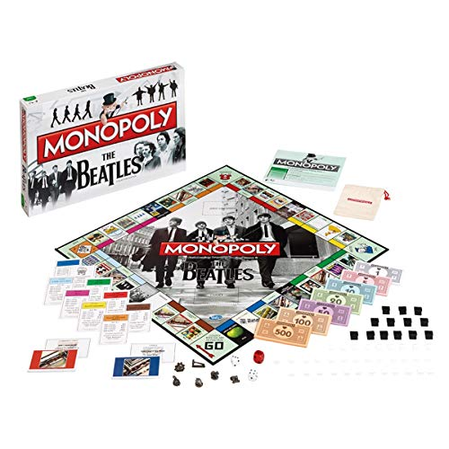 Monopoly: Beatles - 0