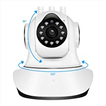 Baby Monitor Home Security IP Camera Two Way Audio Wireless Mini Camera Night Vision CCTV WiFi Camera Camera