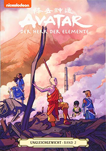 Avatar – Der Herr der Elemente 18: Ungleichgewicht 2