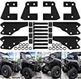 3' Front & Rear Lift Kit for Polaris Ranger Full Polaris Ranger 570/XP 900/XP 900 CREW/XP...