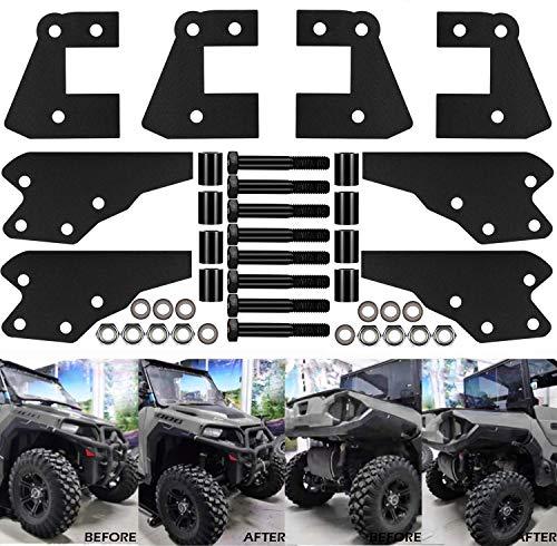 """3"""" Front & Rear Lift Kit for Polaris Ranger Full Polaris Ranger 570/XP 900/XP 900 CREW/XP 1000 UTV Full Lift Kit"""