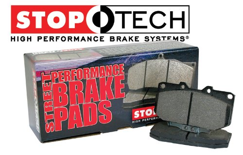 Stoptech Performance Front and Rear Brake Pads Compatible for 2003-2004 INFINITI G35 All w/Brembo Brakes