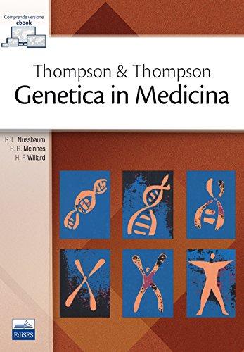 Thompson & Thompson. Genetica in medicina