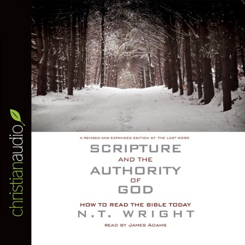 Scripture and the Authority of God cover art