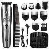 ATMOKO Professional 5 in 1 Man Body Grooming Kit Hair Clippers Waterproof Beard