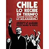 Wee Blue Coo Chile Political Salvador Allende Victory