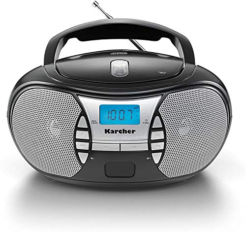 Karcher RR 5025-B CD  CD-Player Bild