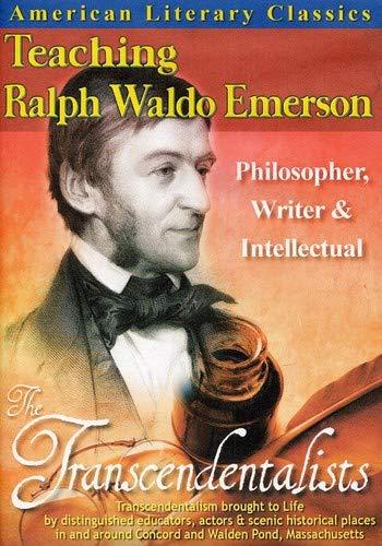 American Scholars: Ralph Waldo Emerson Philosopher [DVD] [Import]