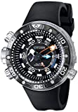 Citizen Eco-Drive Men's BN2029-01E Promaster Aqualand Depth Meter Analog Display Black Watch