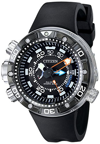 Citizen Eco-Drive Men's BN2029-01E Analog Display Black Watch