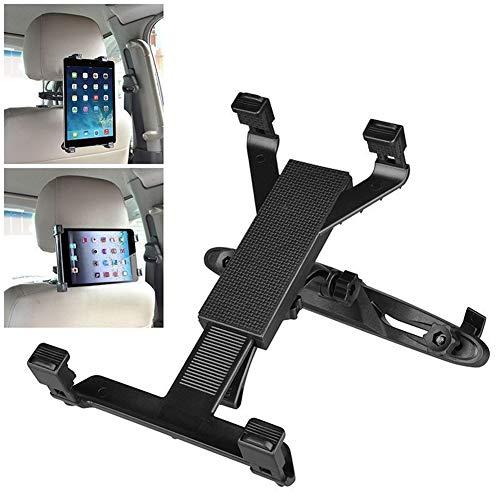 NAttnJf Universal Rücksitz Kopfstütze Tablet Ständerhalterung für iPad Mini Samsung