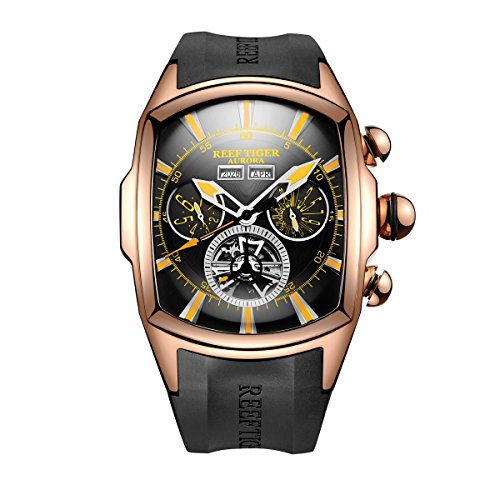 Reef Tiger Sport Watches for Men...