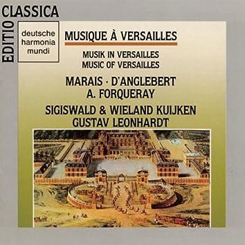 Musique à Versailles