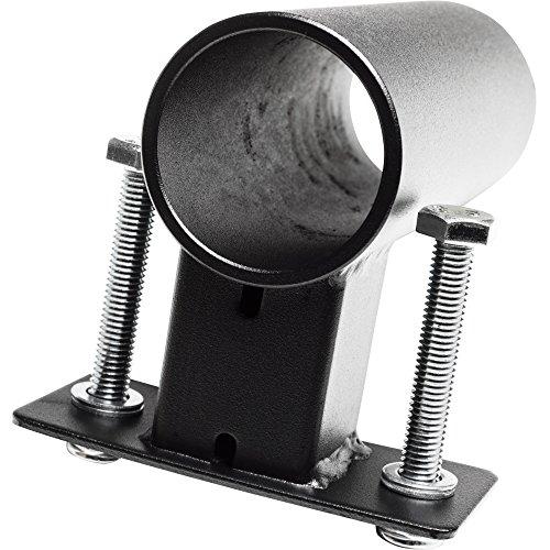 GORILLA SPORTS Hantelstangen Halterung für Multifunction Smith Machine Barbell Holder 50/51mm Langhantel Ständer