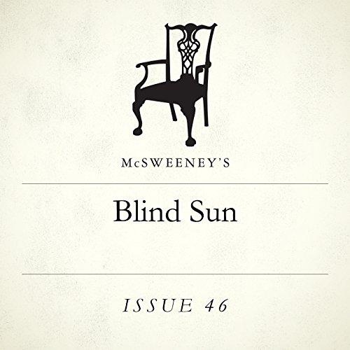 Blind Sun audiobook cover art