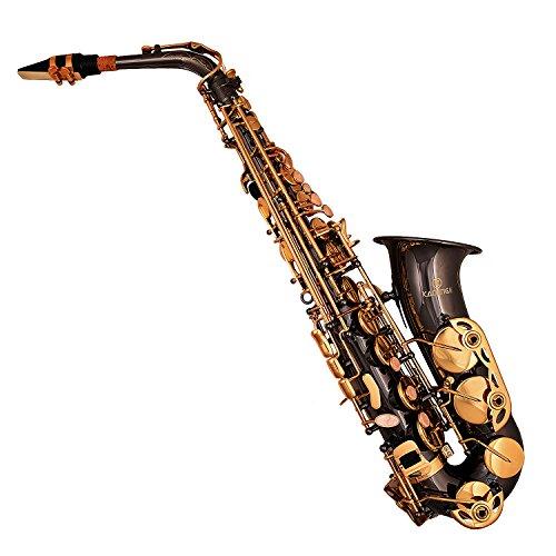 Kadence KXB Alto Saxophone (black)
