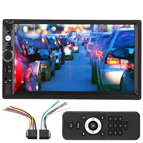 Conkergo 12V Universal Car MP5 Player Video Player Pantalla Táctil FM Radio Coche Imagen Inversa