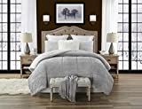 Swift Home Premium Ultra-Soft Frosted Faux Fur...