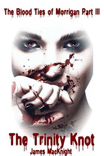 The Blood Ties of Morrigan Part III - The Trinity Knot (English Edition)