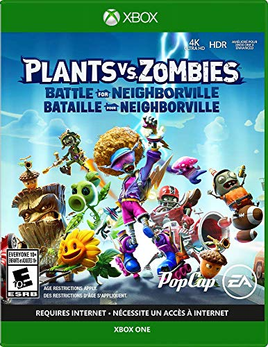 plantas vs zombies garden warfare xbox one fabricante Electronic Arts