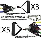Zoom IMG-1 elastici fitness bande elastiche con