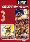 Rocha El hijo de Sansón + 7 Espartanos + El Sacrificio de las es [DVD]