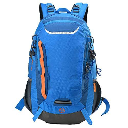 Sac à dos de randonnée 50 L léger multifonction imperméable pour loisirs, camping, randonnée, équitation, escalade, plein air