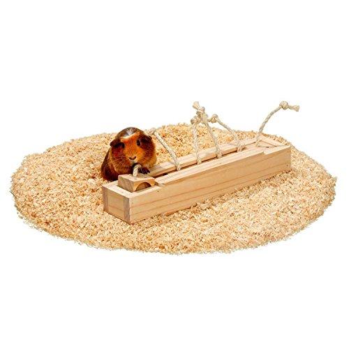 Karlie 84343 Intelligenzspielzeug Kasten Mit 6 Klötzen Für Kaninchen