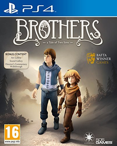 Brothers: A Tale of Two Sons (PS4) by 505 Games
