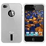 mumbi TPU Silicona Funda iPhone 4S 4