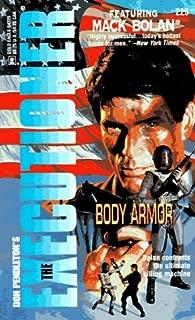 Body Armor (The Executioner, No. 225)