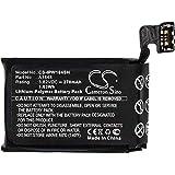 Battery for Samsung A1858 GSRF-MQJQ2LL/A MQJN2LL/A MQJP2LL/A MQJQ2LL/A MQJU2LL/A MQKU2LL/A MQKV2LL/A MQKW2LL/A MQKX2LL/A MQKY2LL/A MQL62LL/A MR2W2LL/A MR352LL/A MRQE2LL/A Watch Ser