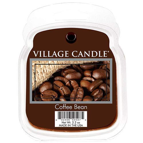 Village Candle Duftkerze Coffee Bean Premium Wax Melt