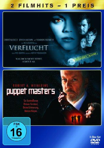 Verflucht / Puppet Masters [2 DVDs]