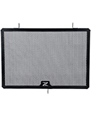 SZHSM Radiador Cubierta del Protector de Grill, for Kawasaki Z750 Z1000 2007-2016 Z800 2013-2016 Z 750 800 1000