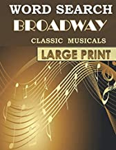 Best classic broadway word search Reviews