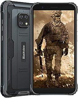 Blackview BV4900 SIMフリー スマートフォン本体 アウトドア Android 10 IP68 防水 防塵 耐衝撃 スマホ本体 5580mAhバッテリー 3GBのRAM + 32GBのROM 5.7インチ大画面 8MP+5MPカ...
