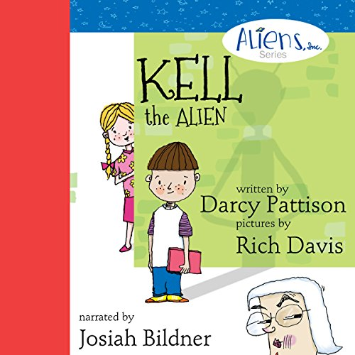 Kell, the Alien cover art