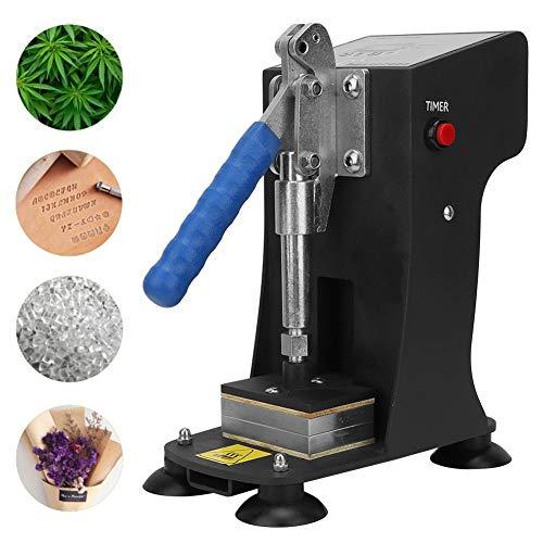Liyeehao Prensa de Calor Máquina de Prensa de Calor Prensa Térmica para Sublimación para propósitos múltiples Impresora Profesional de Doble Transferencia de Calor(YO)