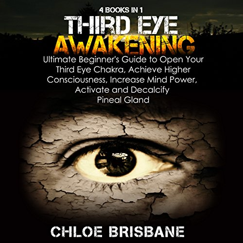 Third Eye Awakening: 4-in-1 Bundle audiobook cover art