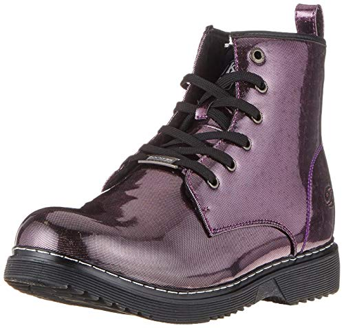 Dockers by Gerli Unisex 43CU739 Combat Boots, Violett (Lila 750), 38 EU