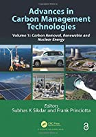 Advances in Carbon Management Technologies: Carbon Removal, Renewable and Nuclear Energy, Volume 1