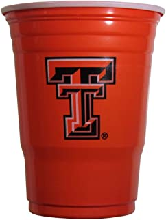 Siskiyou Sports NCAA Fanshop Plastic Game Day Cups