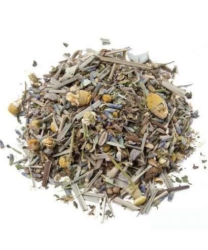 Aromas de Té - Dulces Sueños Infusión Natural a Granel Relajante Físico y Mental, 75 gr