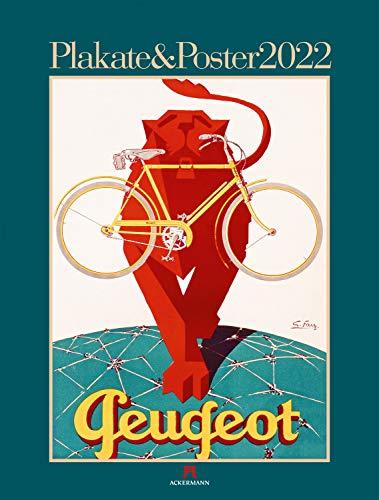 Plakate & Poster Kalender 2022