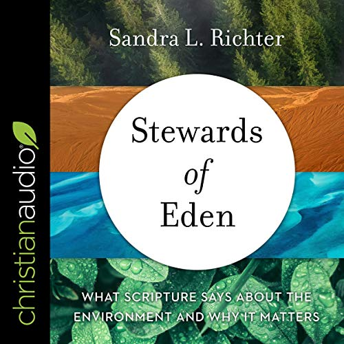 Couverture de Stewards of Eden