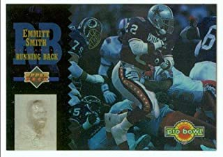 1994 Upper Deck Pro Bowl 20 Card Insert Set Includes Farve, Emmitt Smith, John Elway, Jerry Rice and More