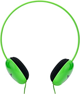 RockPapa On Ear Adjustable Boys Girls Childs Kids Headphones Earphones Lightweight for MP3/4 DVD Tablets Phones DVD PC inn...